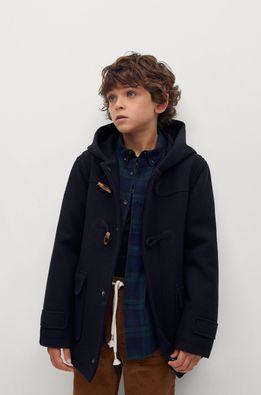 Mango Kids - Детско палто Toby7 110-164 cm