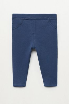 Mango Kids - Leggins copii Terry 80-104 cm