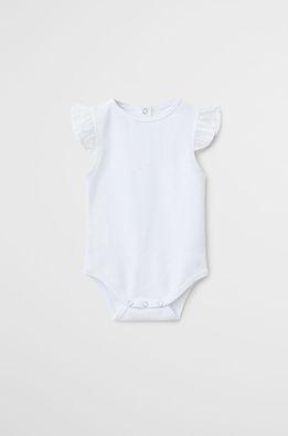 Mango Kids - Body bebe Laia 62-80 cm