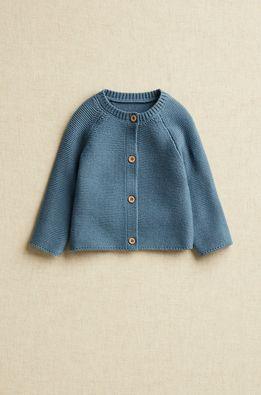 Mango Kids - Бебешки пуловер BRUNA