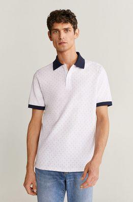 Mango Man - Polo tričko Geo