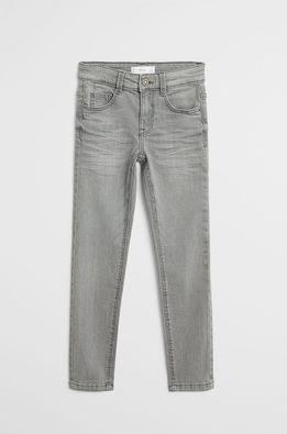 Mango Kids - Jeans copii Slim 116-164 cm