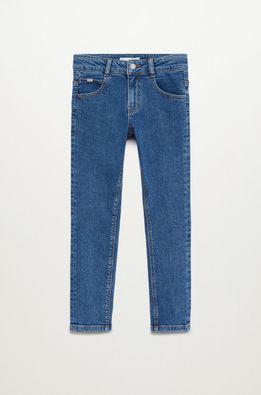 Mango Kids - Jeans copii Regular 110-164 cm