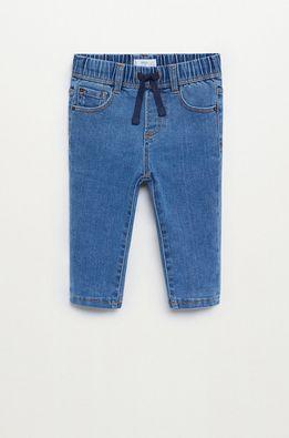 Mango Kids - Jeans copii Dudesb 80-104 cm