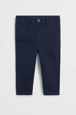 Mango Kids - Pantaloni copii Chino 80-104 cm