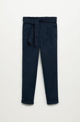Mango Kids - Pantaloni copii Chin 110-164 cm
