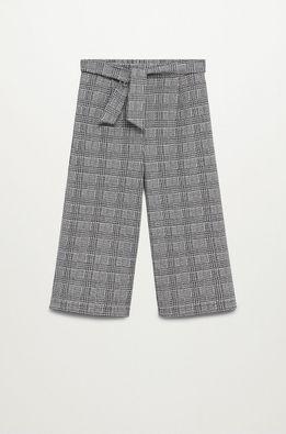 Mango Kids - Pantaloni copii Pata7 110-164 cm