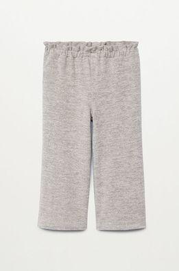 Mango Kids - Pantaloni copii Paris 80-104 cm