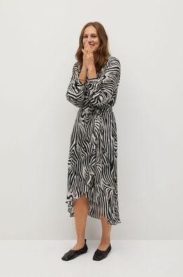 Mango - Rochie Zebra