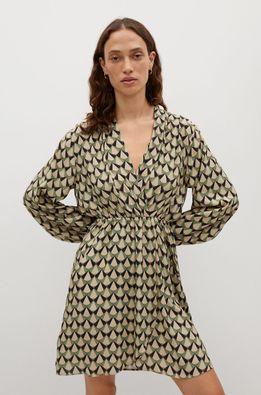 Mango - Сукня BIAS