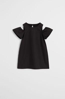 Mango Kids - Rochie fete Shoulder 80-104 cm