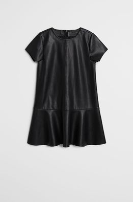 Mango Kids - Детска рокля Vera 110-164 cm