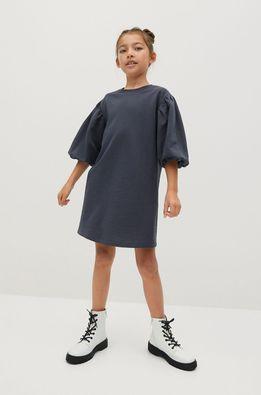 Mango Kids - Dívčí šaty Tina 110-164 cm