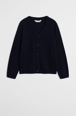 Mango Kids - Cardigan copii Nick 110-164 cm