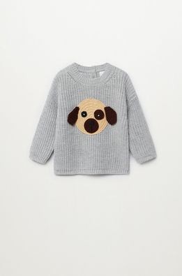 Mango Kids - Детский свитер PONGO