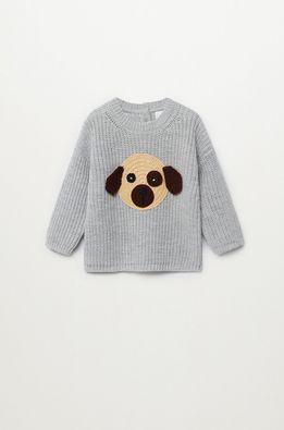 Mango Kids - Детски пуловер PONGO