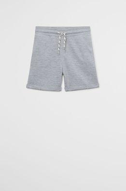 Mango Kids - Pantaloni scurti copii Joel 110-164 cm