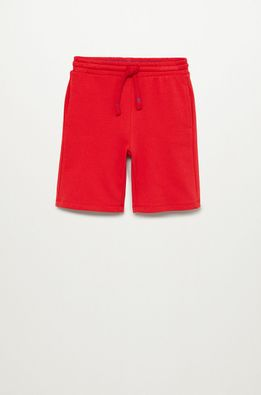 Mango Kids - Pantaloni scurti copii Paris 110-164 cm