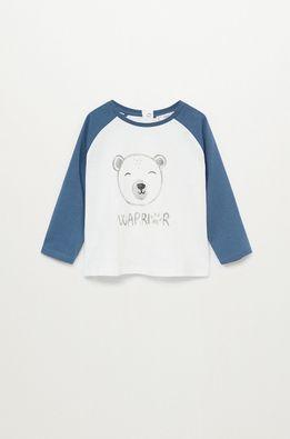 Mango Kids - Detské tričko s dlhým rukávom Didac 80-104 cm
