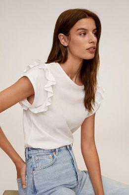 Mango - T-shirt Vickybak