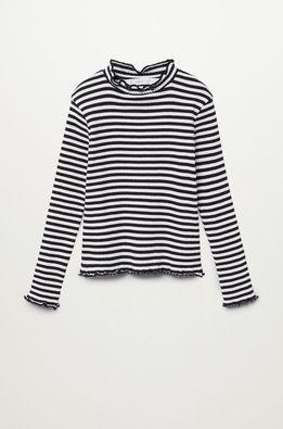 Mango Kids - Детска риза с дълги ръкави Turbor 110-164 cm