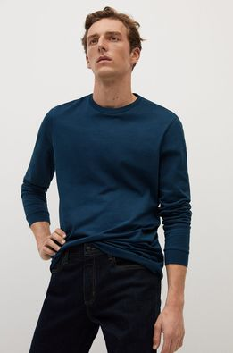 Mango Man - Tričko s dlhým rúkavom Gareth
