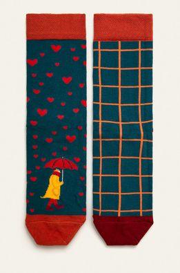 Medicine - Ponožky Valentine s (2 pak)