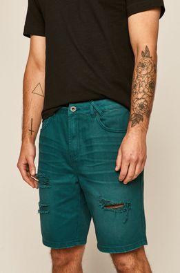Medicine - Pantaloni scurti jeans Hawaiian Etno