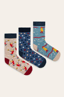 Medicine - Ponožky Basic (3 pak)