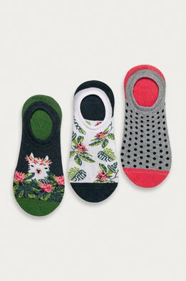 Medicine - Členkové ponožky Animals (3-pak)