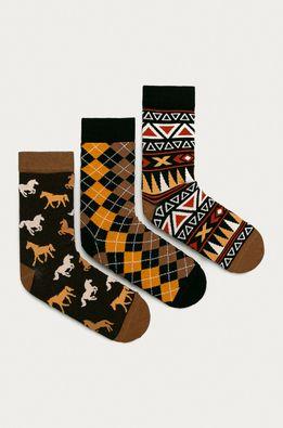 Medicine - Шкарпетки Animals (3-PACK)