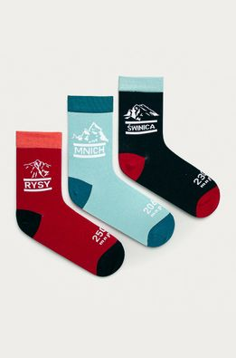 Medicine - Ponožky Funny (3-PACK)