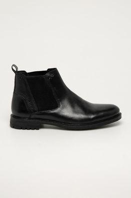 Medicine - Kožené topánky Chelsea Comfort Up