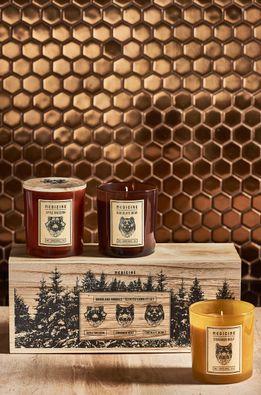 Medicine - Ароматичні свічки Gifts (3-pack)