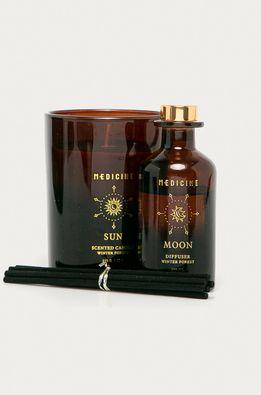 Medicine - SUN &MOON SET Gyertya és illóolaj párologtató szett Gifts