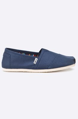 Toms - Еспадрилі Canvas Mens Classic Alpargata
