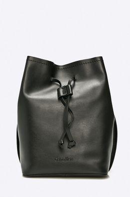 Calvin Klein Jeans - Kožená kabelka