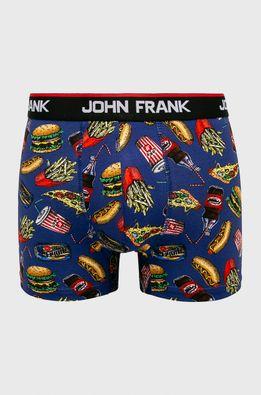 John Frank - Boxeri