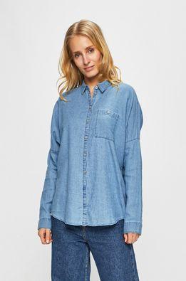 Review - Джинсовая рубашка