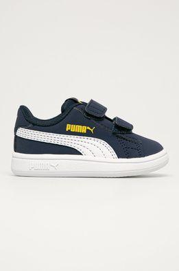 Puma - Dětské boty Smash v2 Buck V