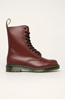 Dr. Martens - Kožená obuv