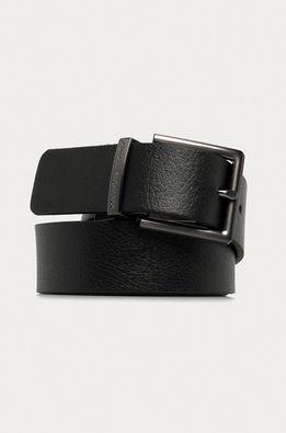 Armani Exchange - Obojstranný kožený opasok