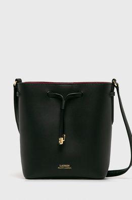 Lauren Ralph Lauren - Kožená kabelka