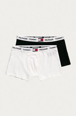 Tommy Hilfiger - Dětské boxerky (2 pack) 128-164 cm