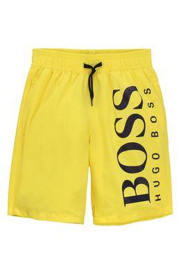 Boss - Dětské plavkové šortky 116-152 cm