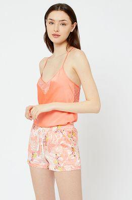 Etam - Pantaloni scurti de pijama Papaye