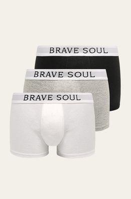 Brave Soul - Boxeri (3-pack)