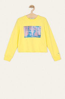 Calvin Klein Jeans - Dětská mikina 116-176 cm