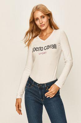 Roberto Cavalli Sport - Tričko s dlhým rúkavom