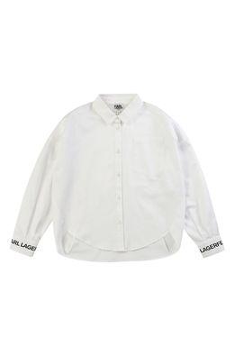 Karl Lagerfeld - Детска риза 114-150 см